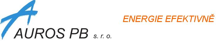 AUROS PB s. r. o. – energie efektivně